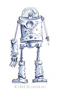 Robot  #0001