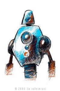 Robot #080309 type B