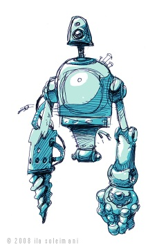 Robot #800326