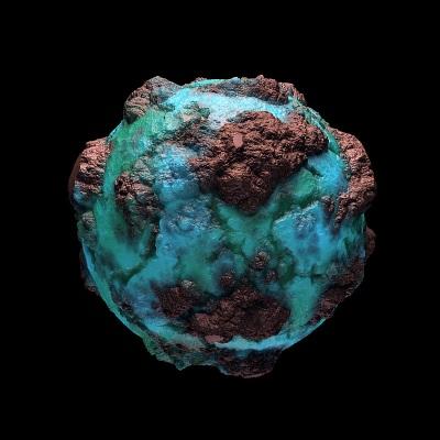 The Frozen Sphere