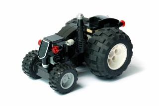 Lego Tractor #01