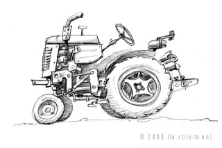 Tractor #080517