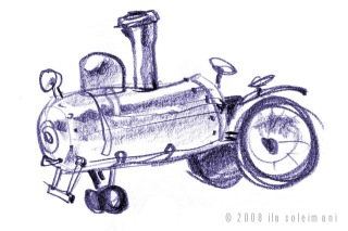 Tractor #080518