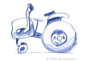 Cute Tractor #080520