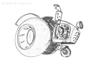 Tractor #080524