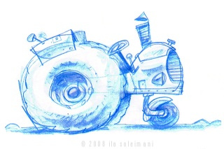 Tractor #080525