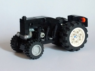 Lego Tractor 2