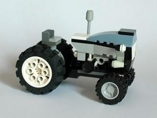 Lego Tractor 3