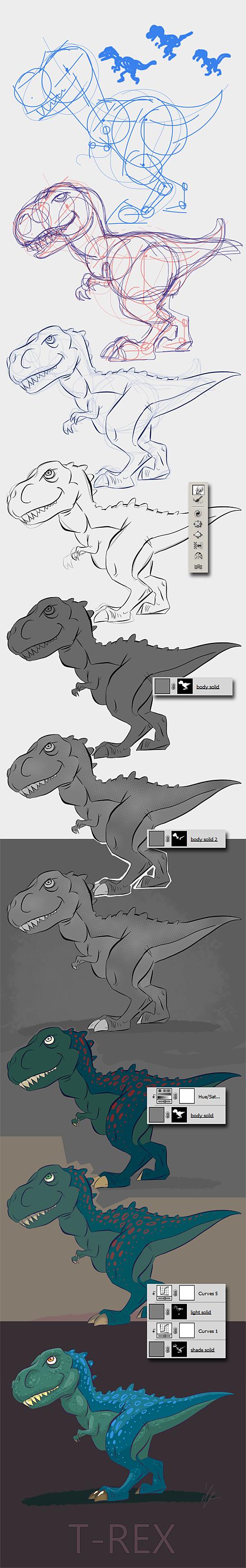 T-Rex:wip