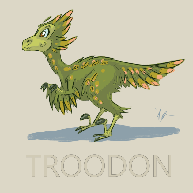 Troodon Alt