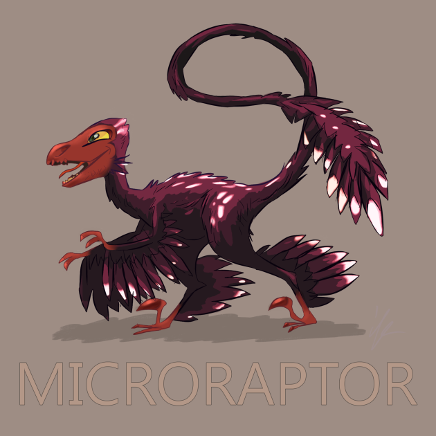 Microraptor Alt